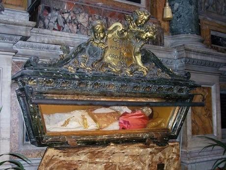 Pius V Corpus