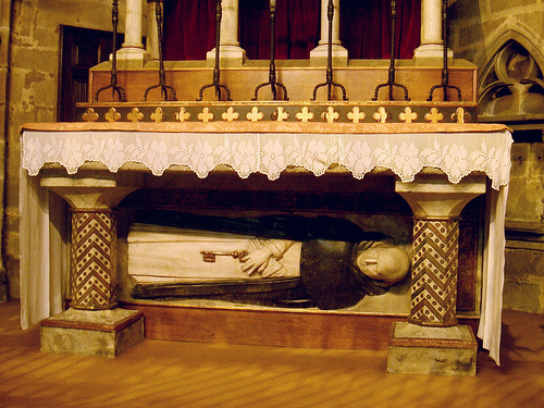 tombe raimundus penafort barcelona