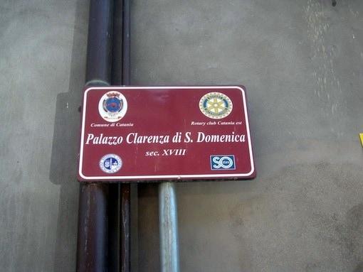 Palazzo Clarenza di S Domenica Sicilie