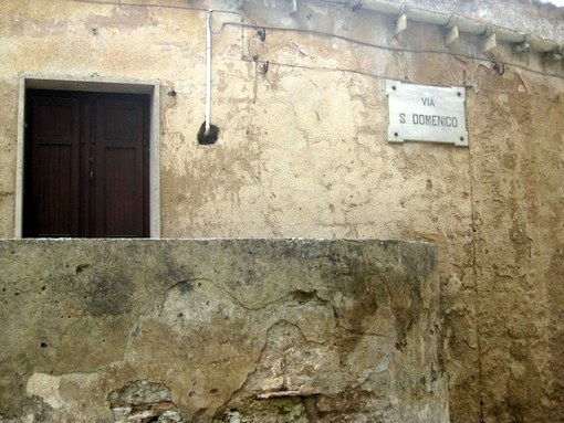 Via San Domenico Erice - Sicilie?