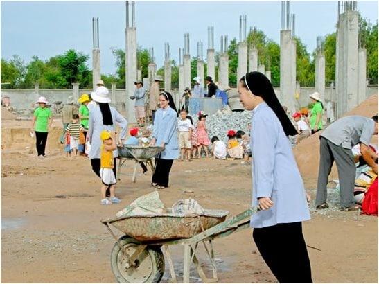 foto 1 - zuster kruiwagen