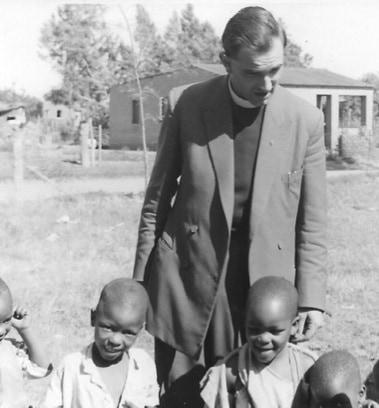 Harry Penninx in Zuid-Afrika