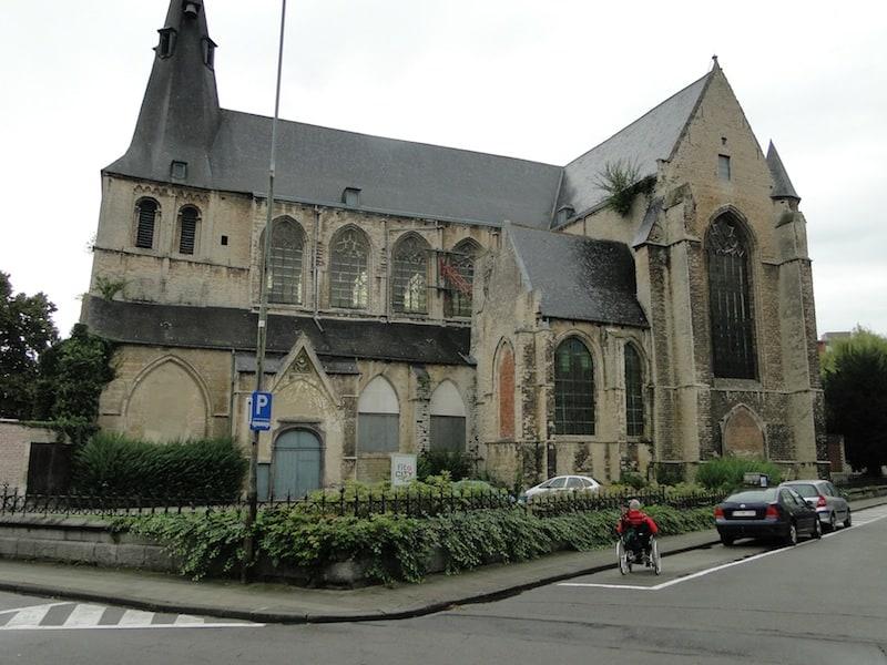 St jakobskerk Leuven