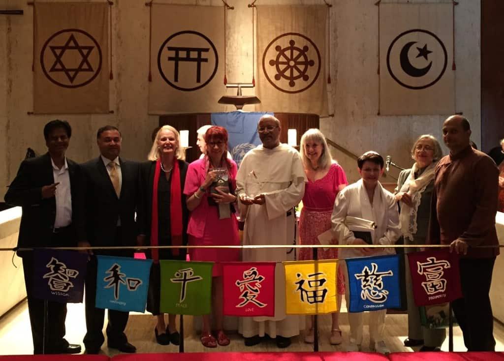 Fr James Book Launch