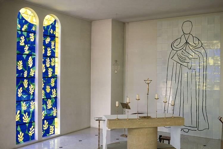 Levensboomraam, altaar, Dominicus