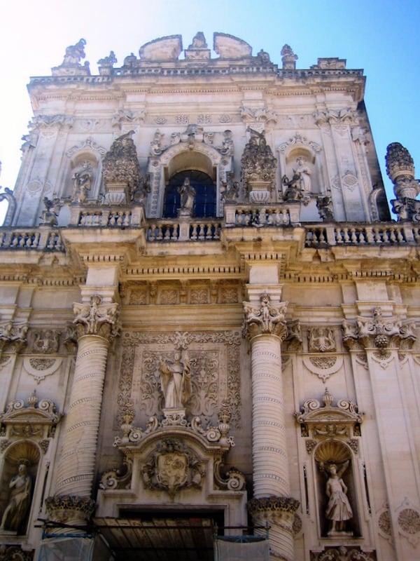 Lecce-kerk