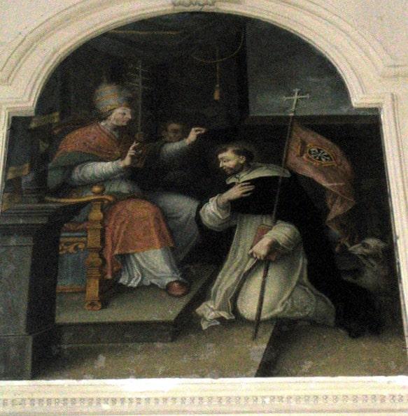 Lecce-paus-dominicus-ordestichting