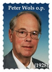 Peter Wols postzegel