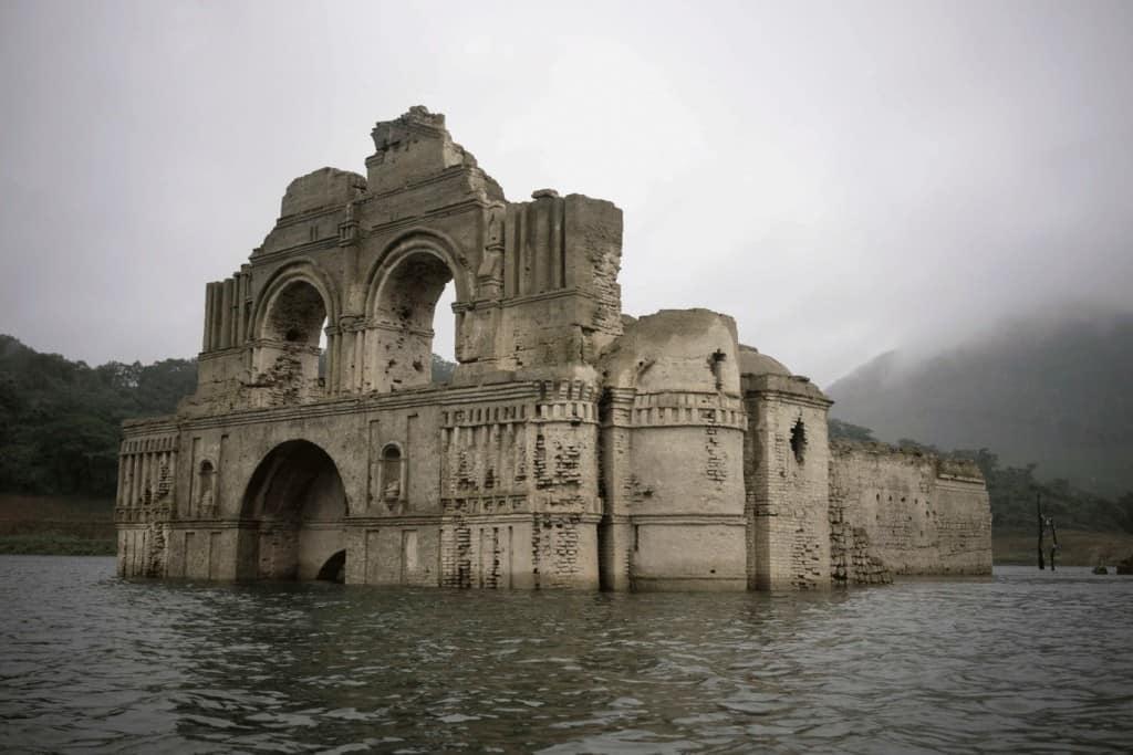 kerk-mexico-meer