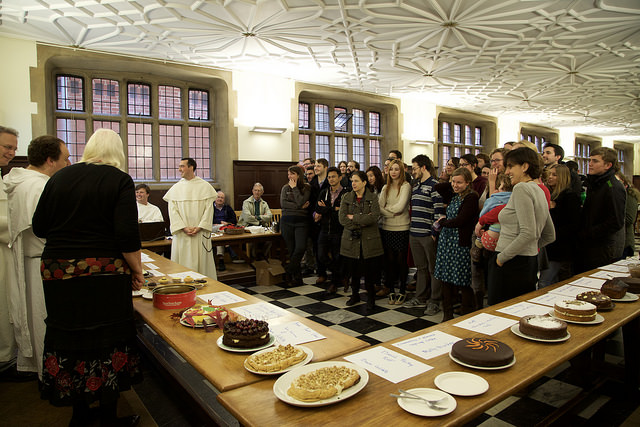 bake off oxford