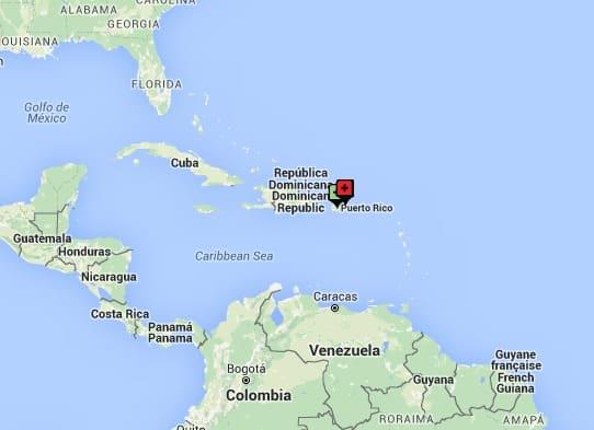 kaartje puerto rico