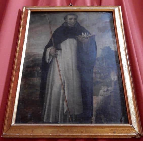 Avilla portret Dominicus 16e eeuw anoniem