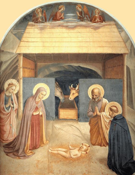 Fra Angelico kerst