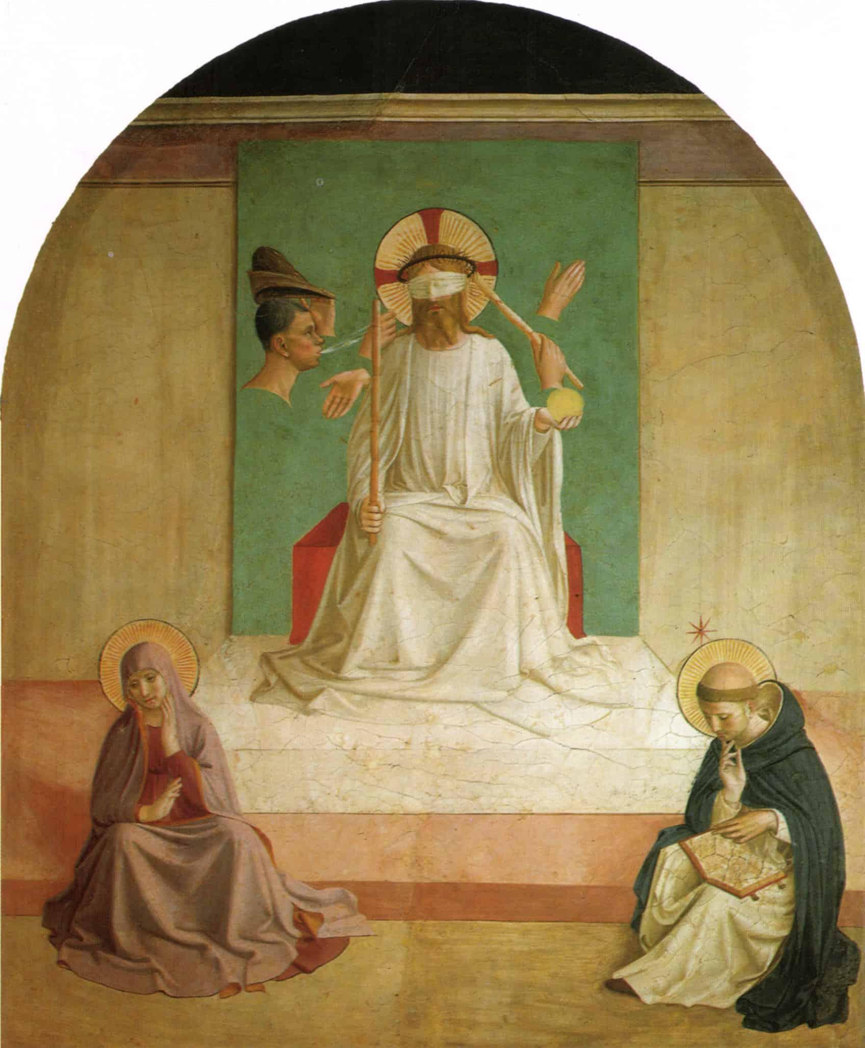 beato-angelico-cristo-deriso-museo-di-san-marco-firenze