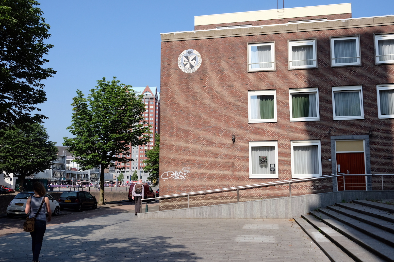 Hang Rotterdam