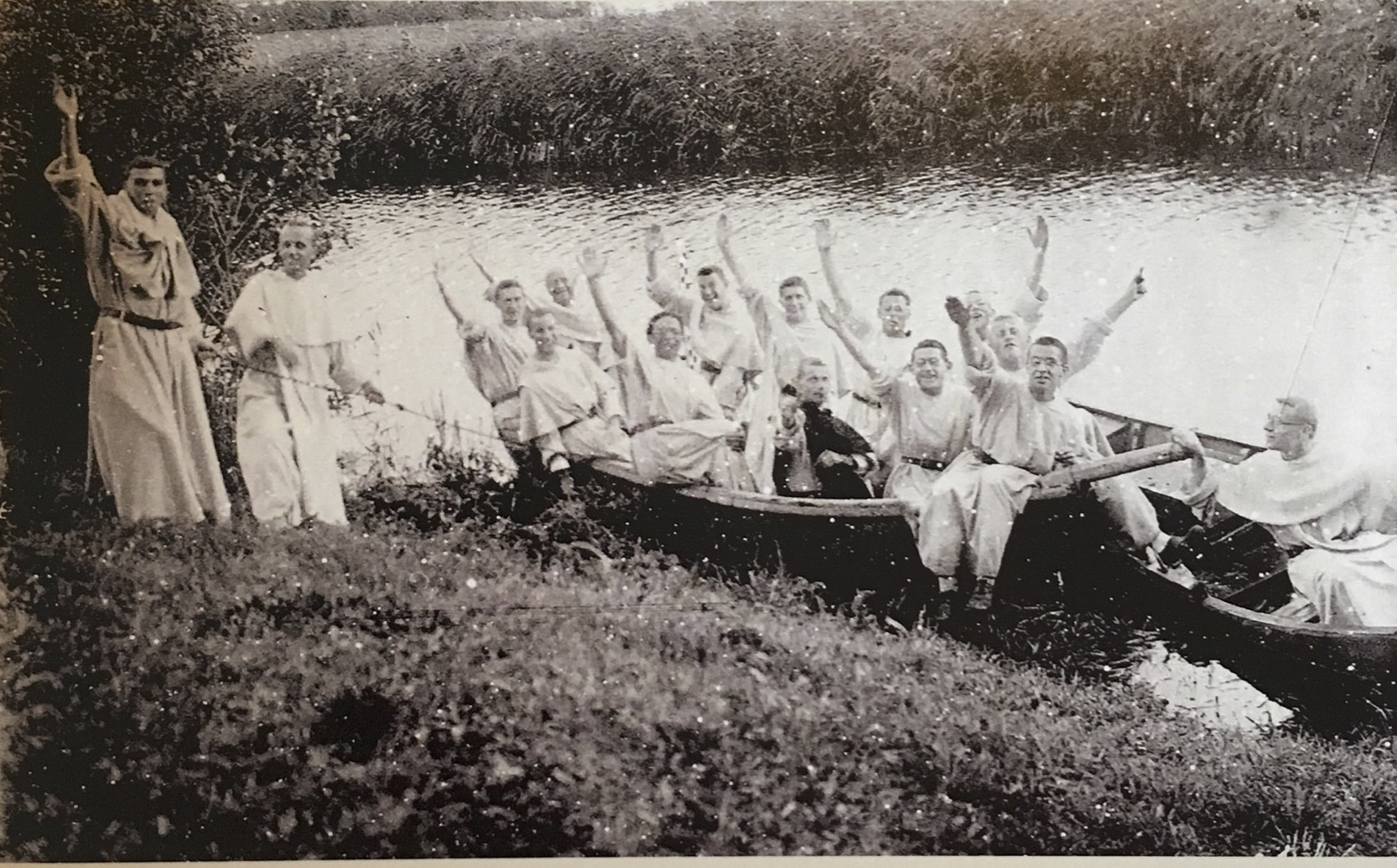Arnichem waterpret jaren 30