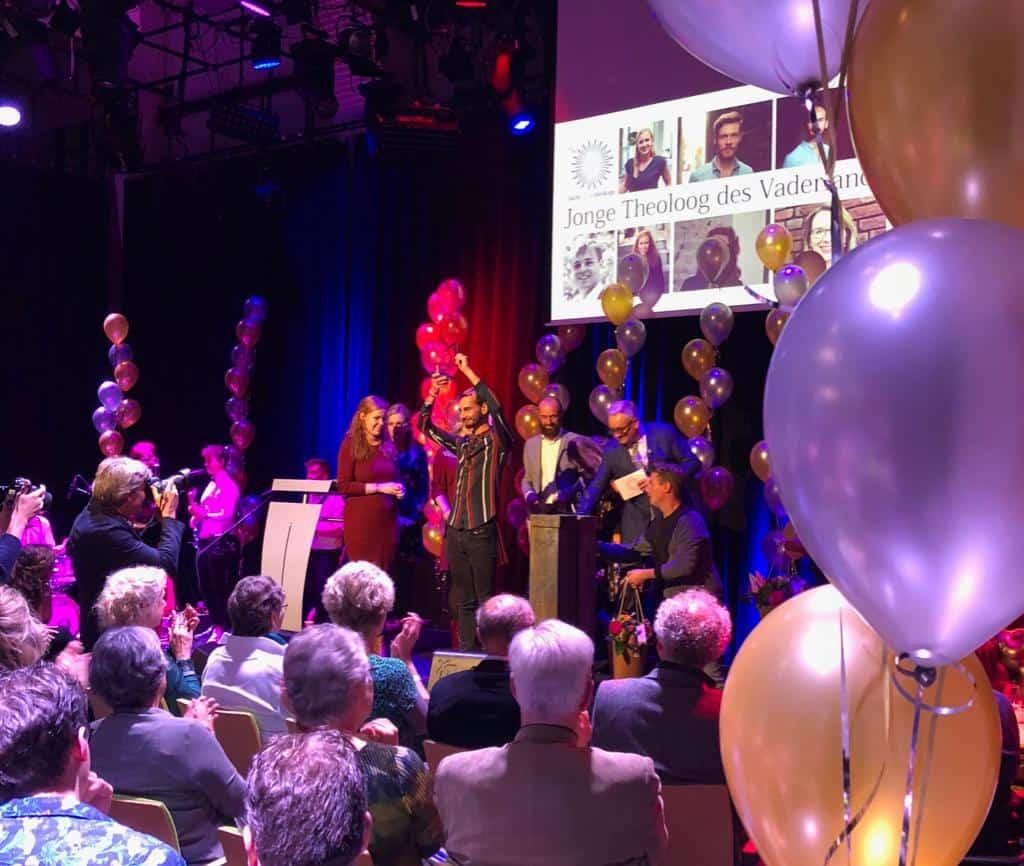 rik zweers wint jonge theoloog 27 okt 2018
