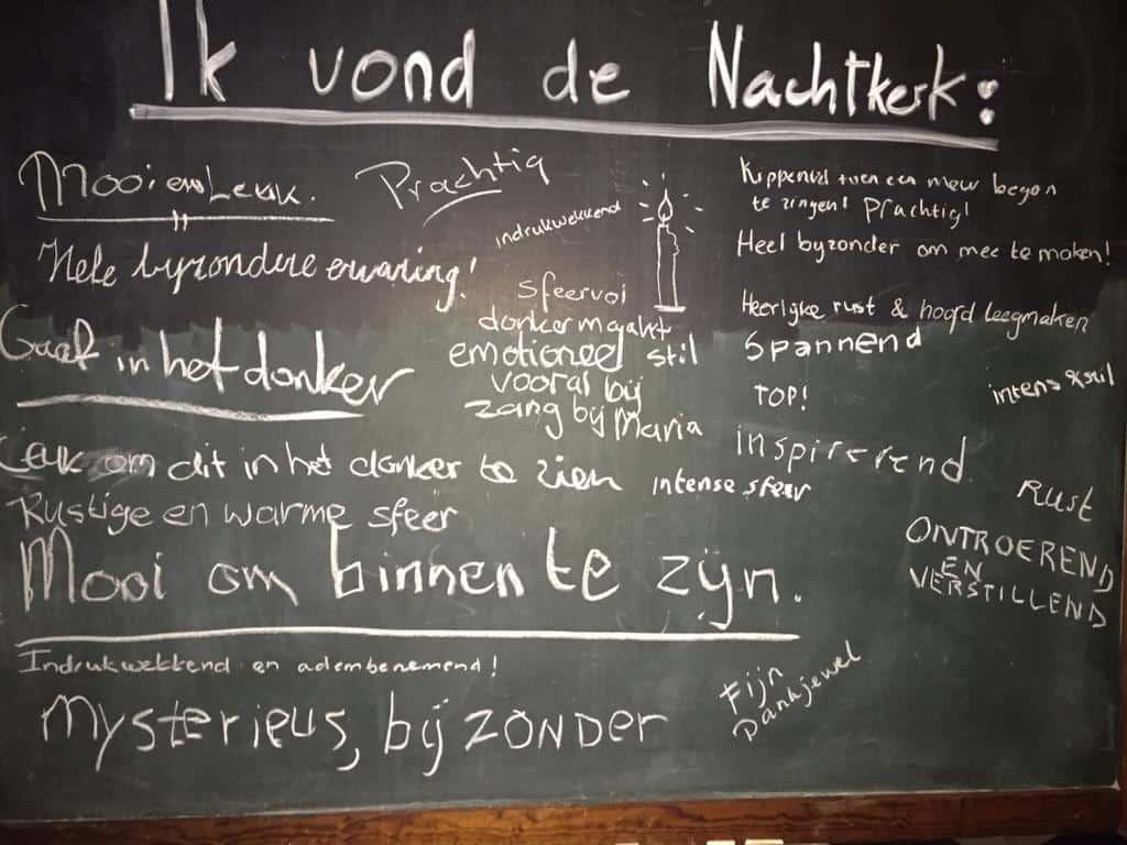 Nachtkerk Zwolle 27 okt 2018