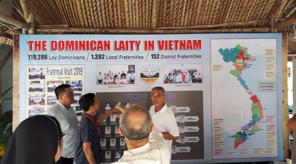 lekendominicanen in vietnam