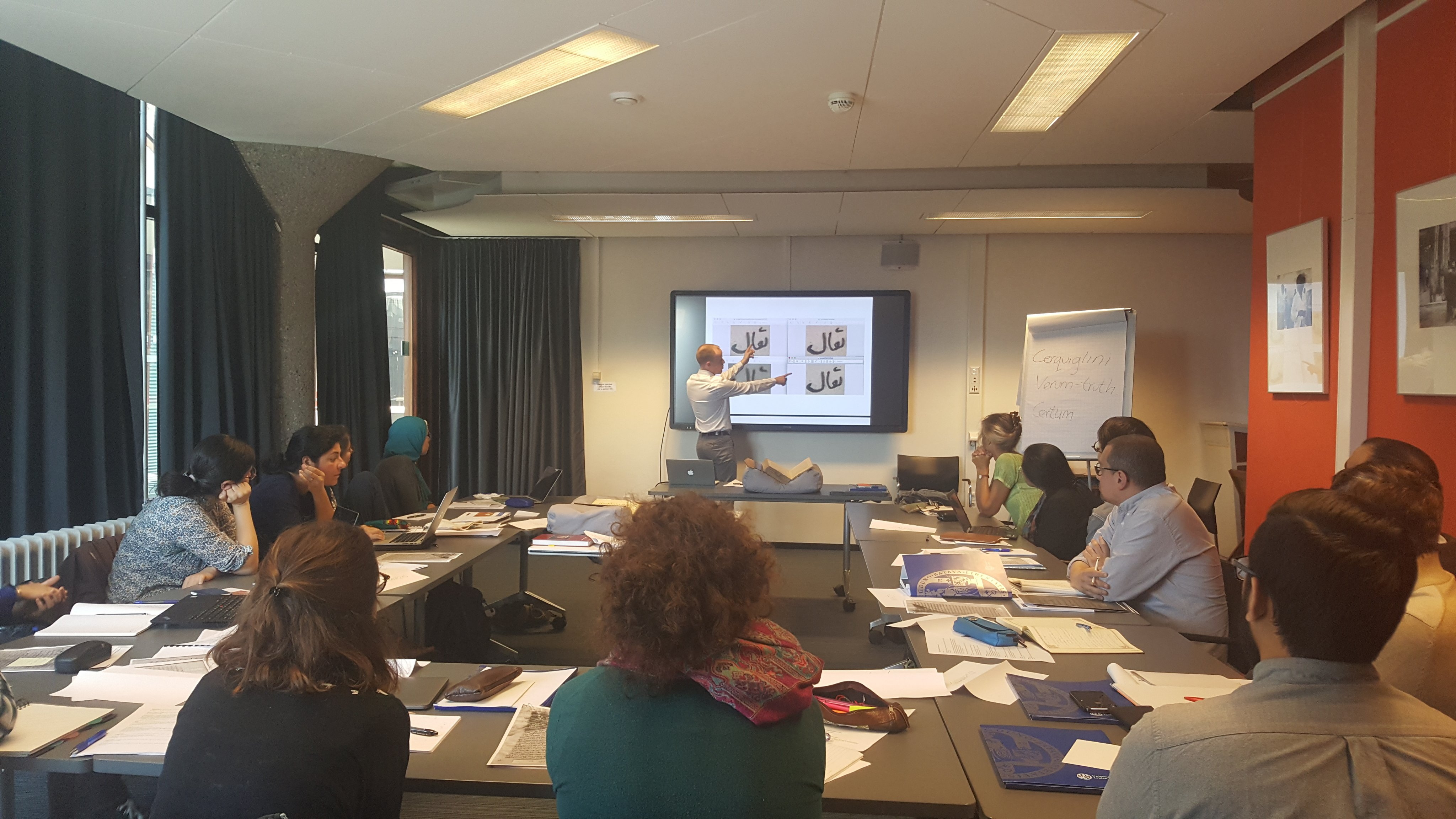 Cornelis workshop Leiden 2019