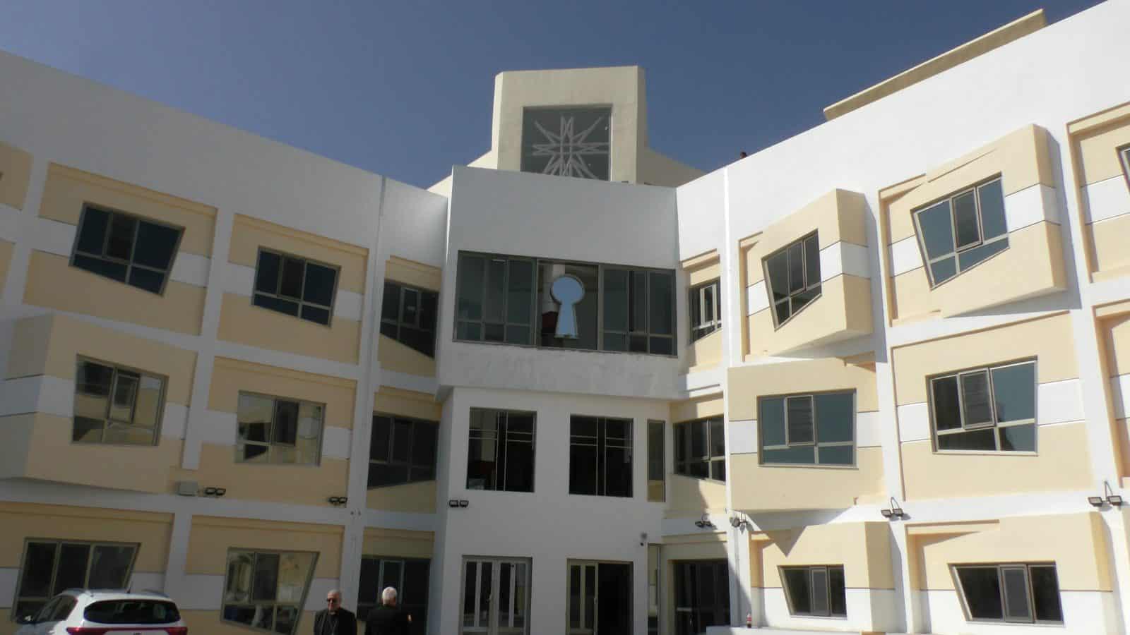 kirkuk nieuwe school