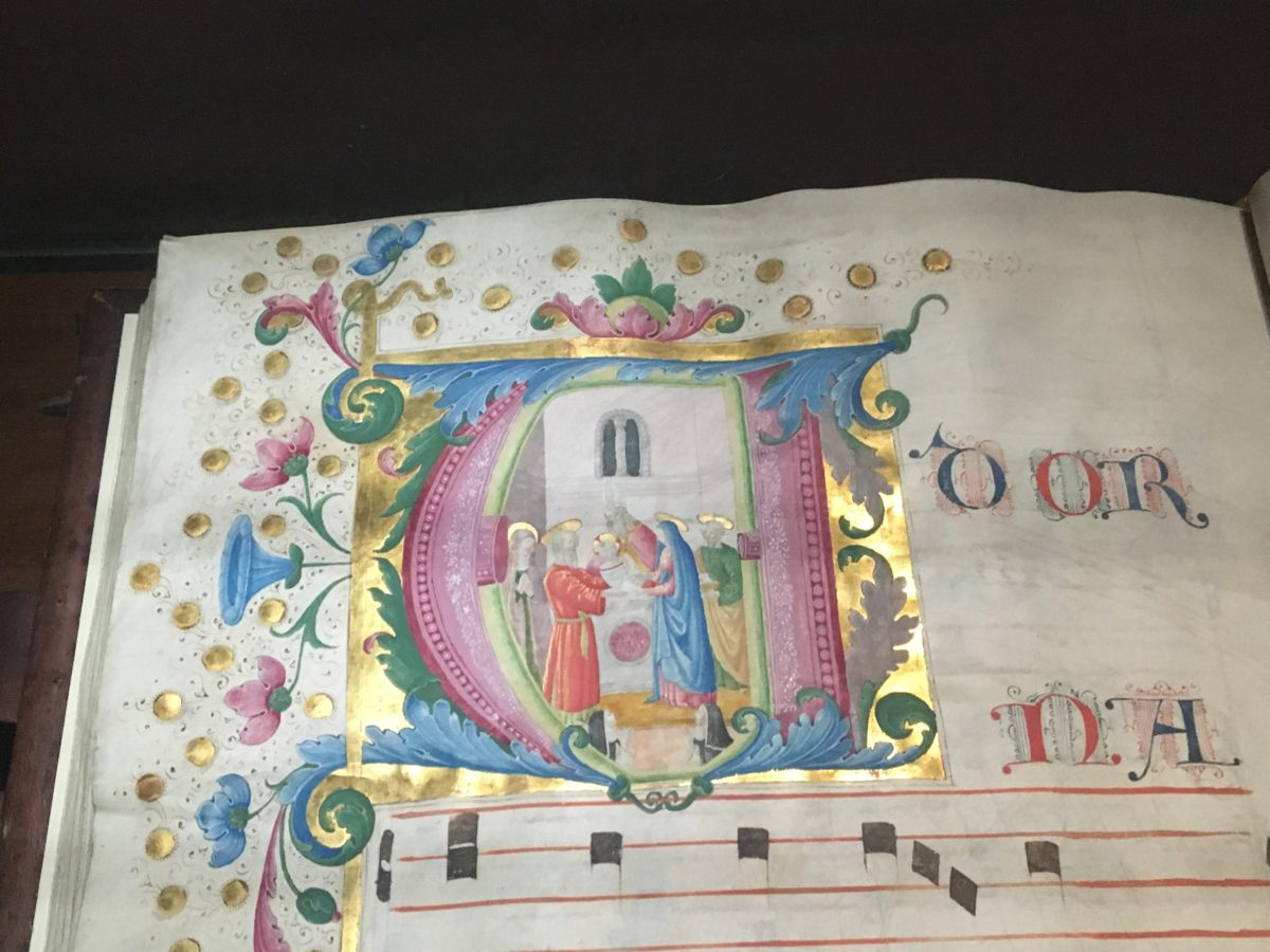 Plautilla-Nelli-geboorte-boekillustratie
