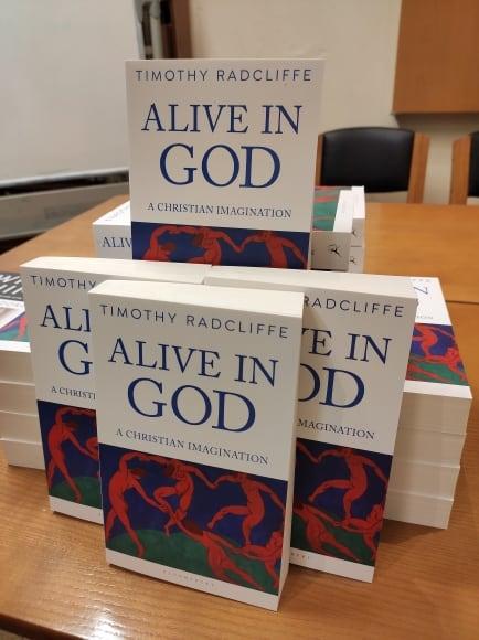 alive in god-timothy radcliffe