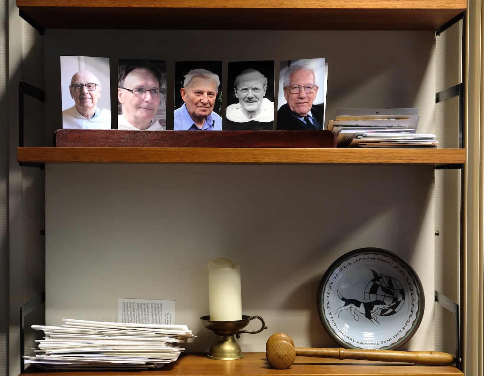 kastje provinciaal overleden broeders klein