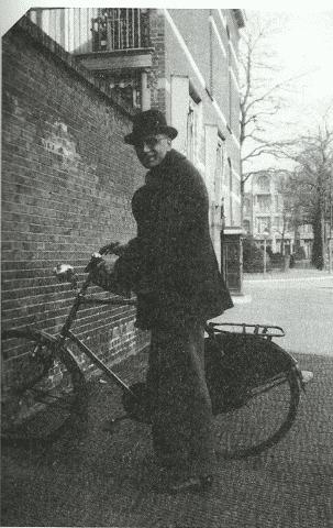 Nic Apeldoorn alias Joop van Woensel den haag 1944