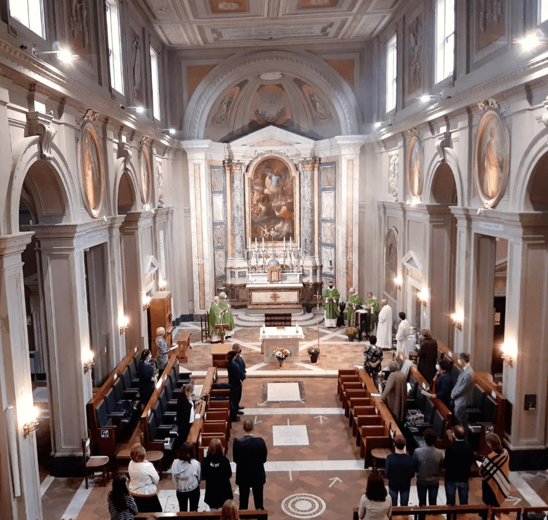 friezenkerk 270920 tiemen brouwer 50 jaar priester