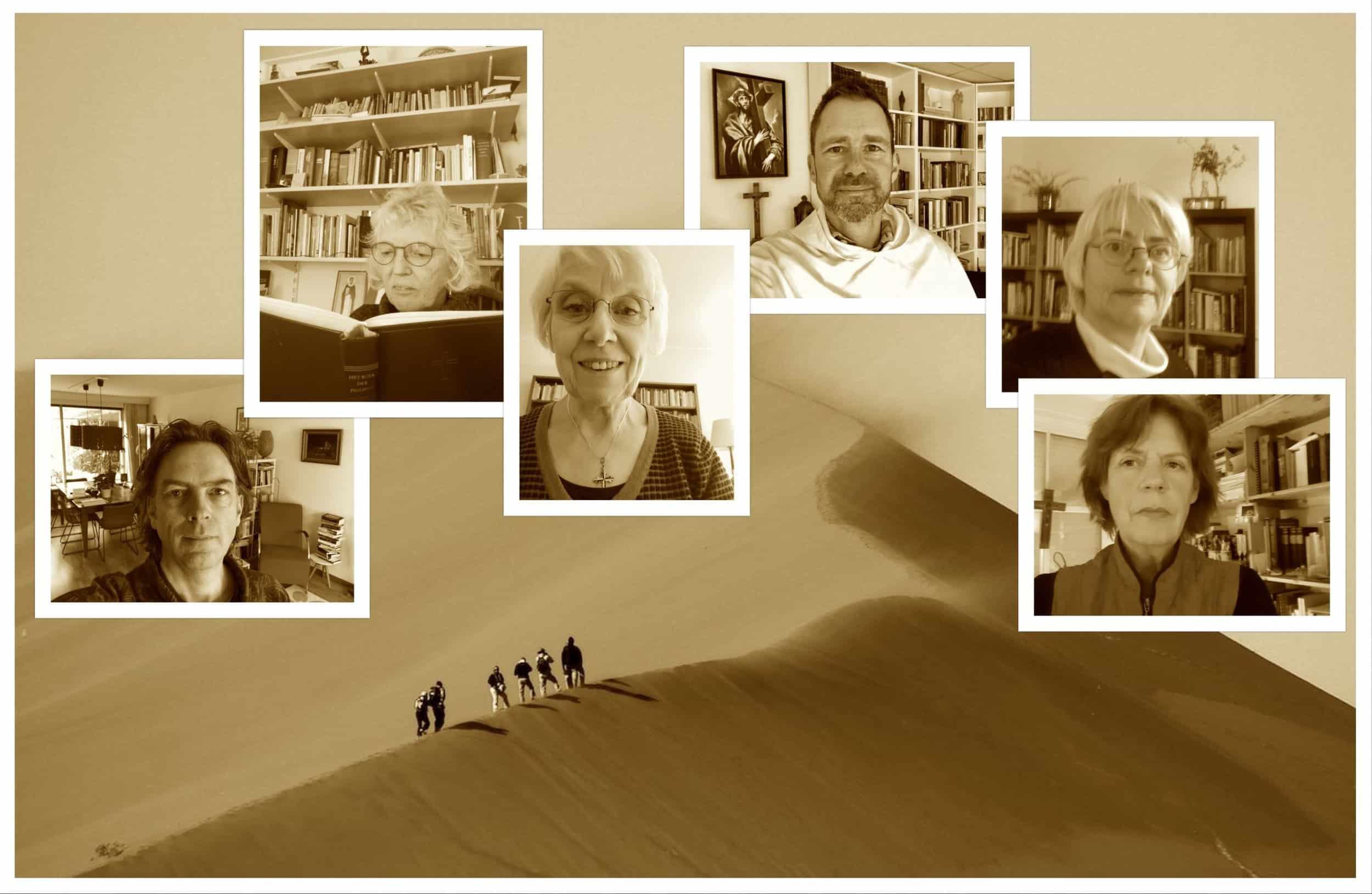 collage week 2 adem in de woestijn2