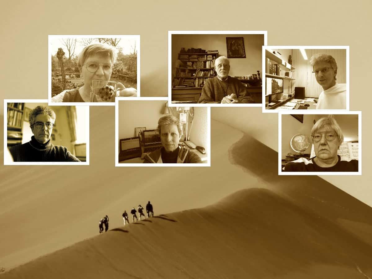 collage adem in de woestijn week 3