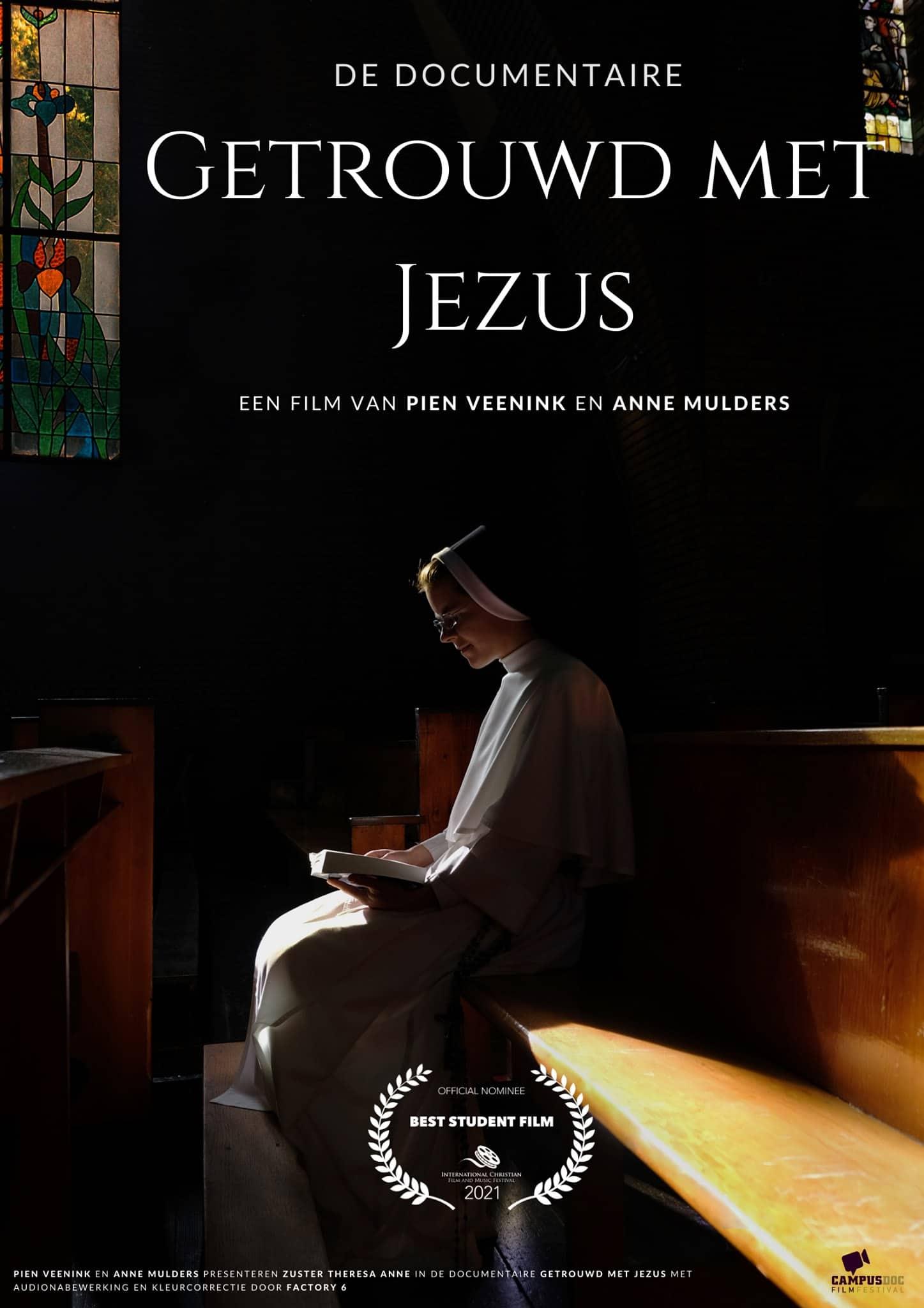 getrouwd met jezus fimposter