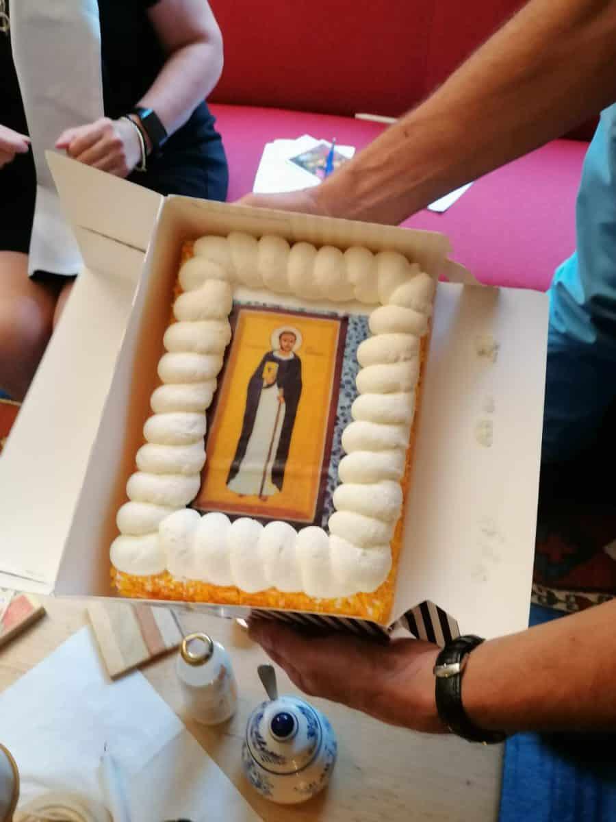 taart dominicus